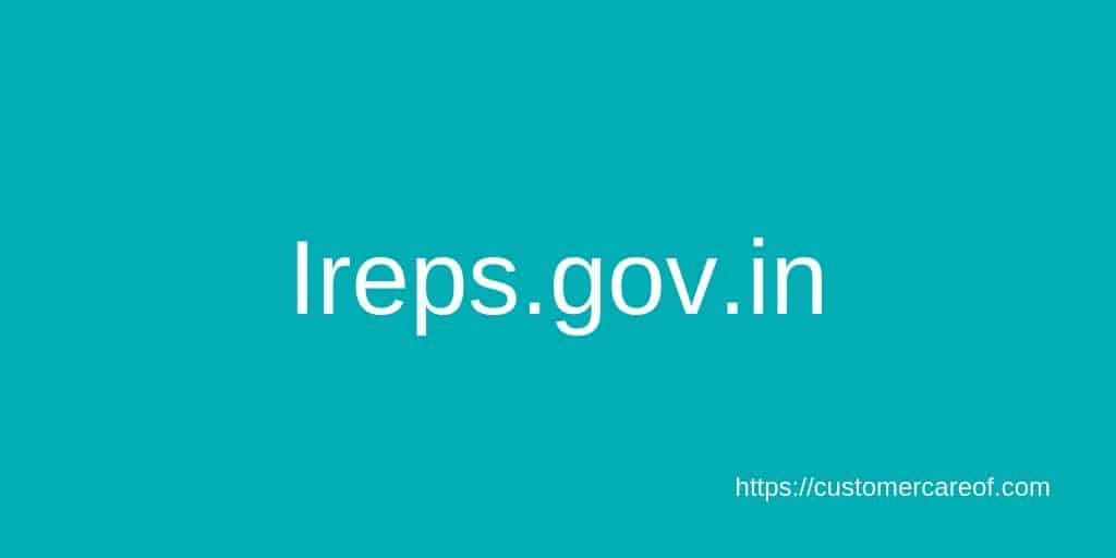 Ireps.Gov.In HelpDesk